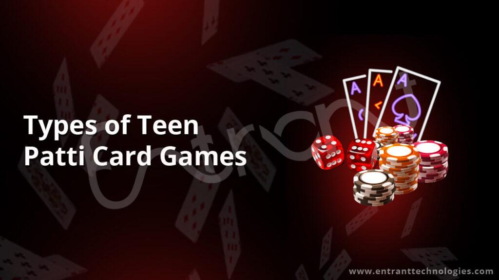 List of Teen Patti Card Games