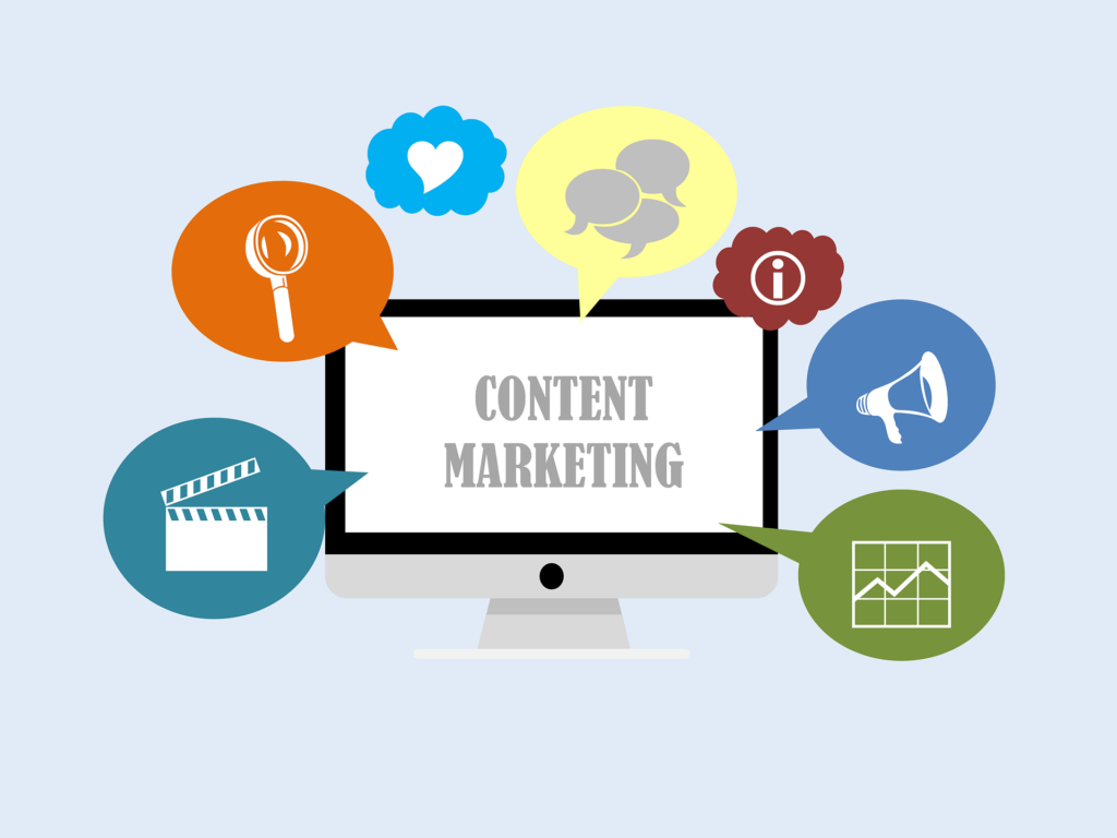 Content Marketing agency India