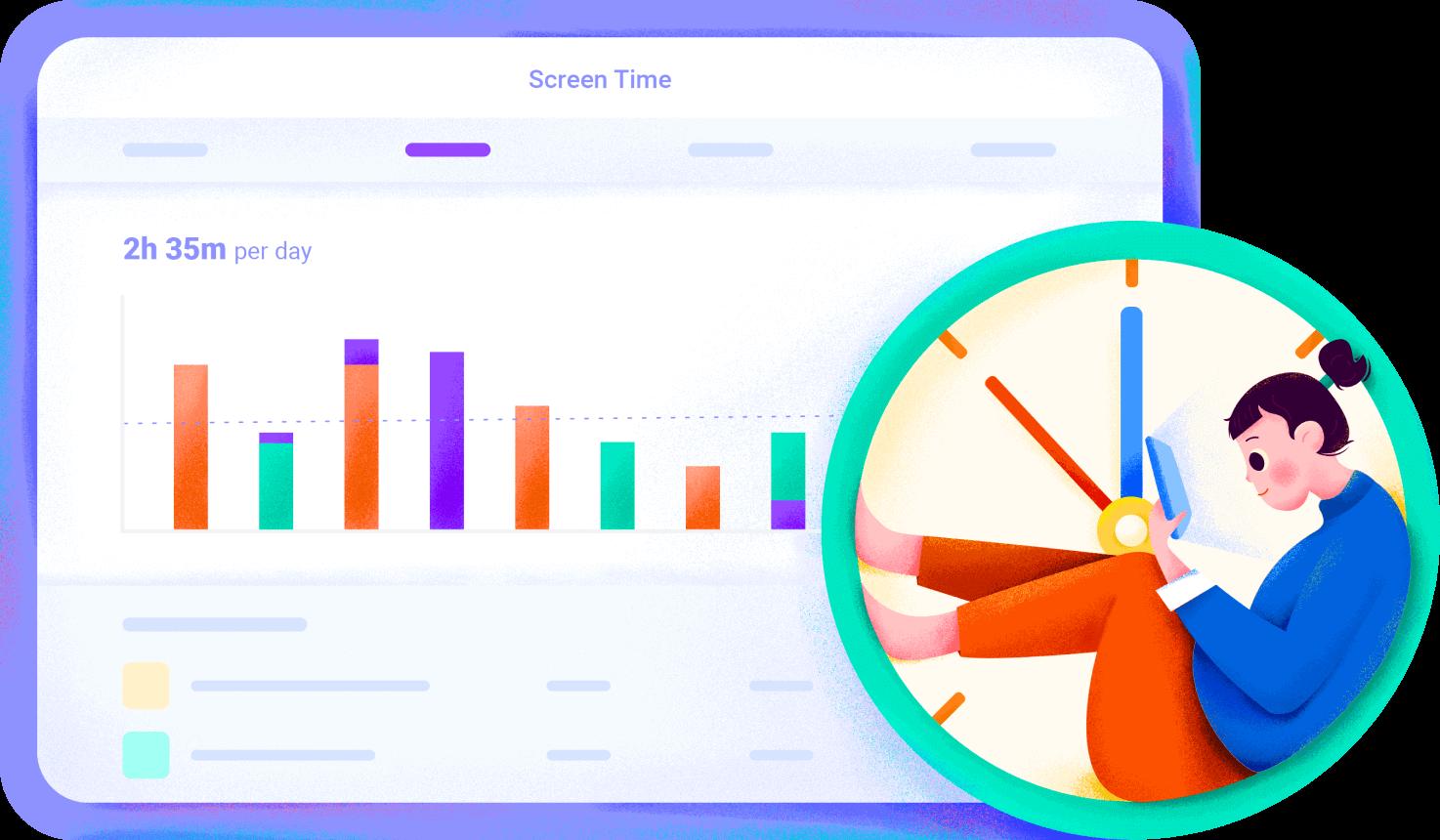 Screen Time app